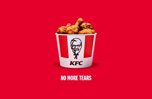 KFC has borrowed the slogans of other brands