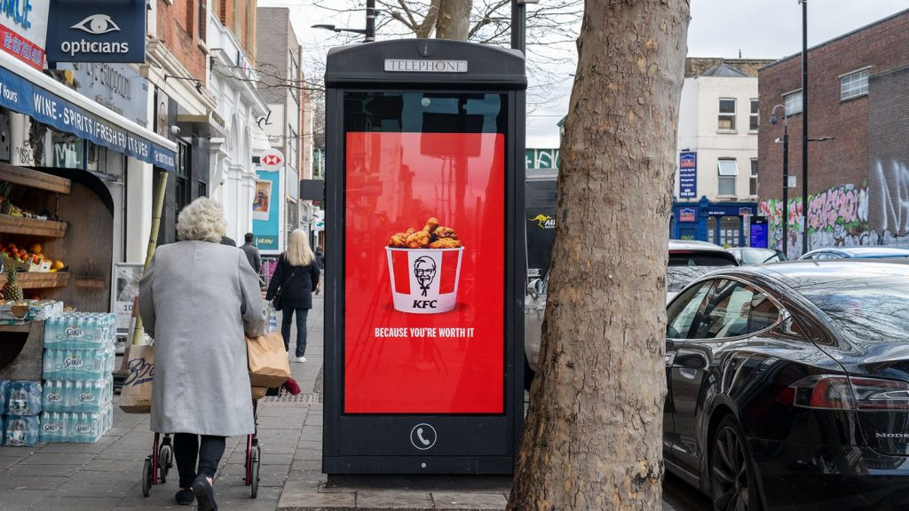 KFC has borrowed the slogans of other brands | Collater.al