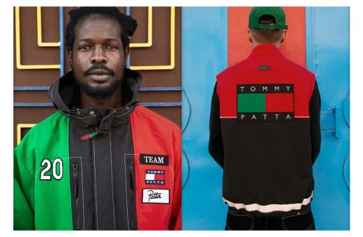 Patta and Tommy Hilfiger celebrate unity and Black community