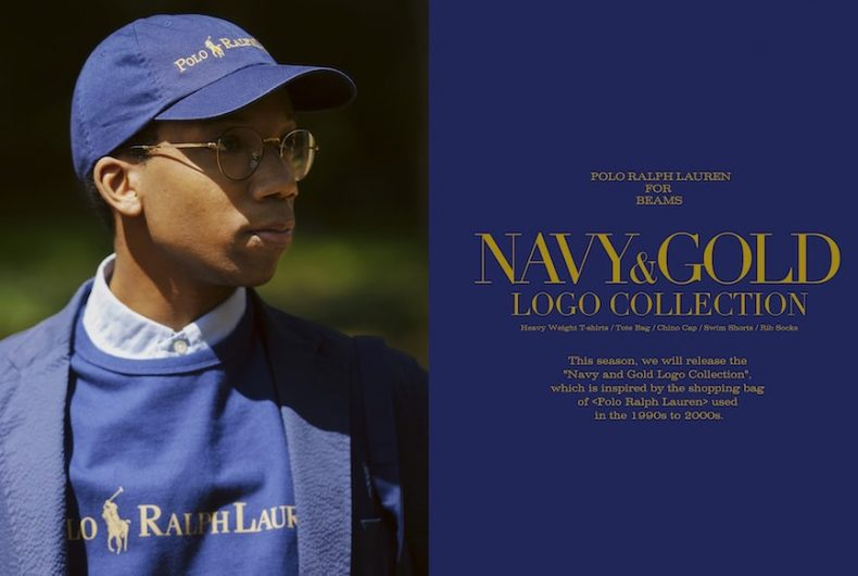 Polo Ralph Lauren x BEAMS, preppy style and 90's vibes