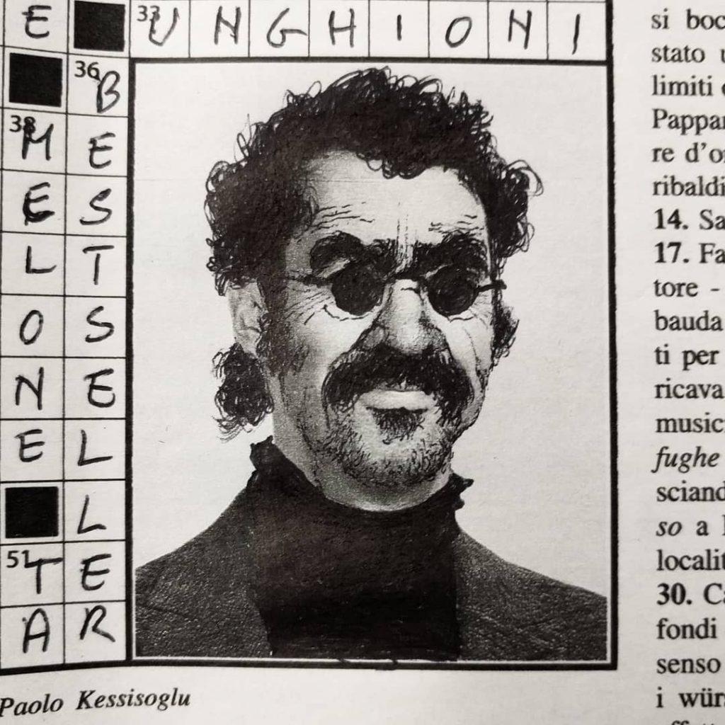 Settimana Enigmistica Villains | Collater.al