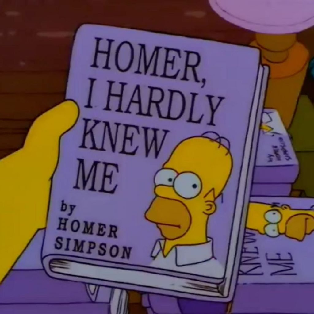 Simpsons Library | Collater.al