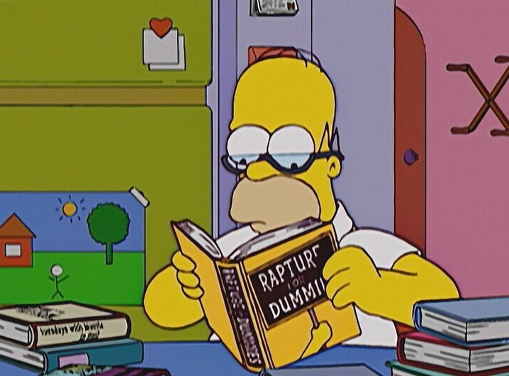All for the Gram – Simpsons Library