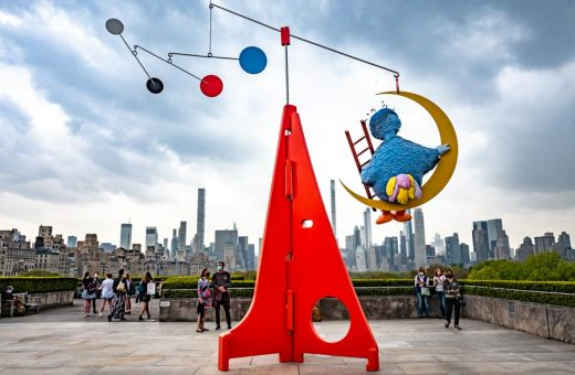 """""""As Long as the Sun Lasts"""", the installation inspired by Italo Calvino in New York"""