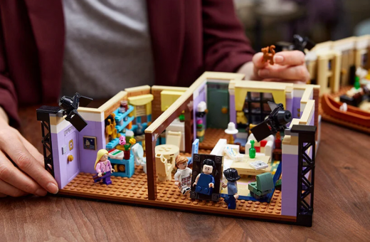 Il nuovo set LEGO dedicato a Friends