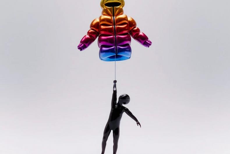 HELIUM-10000, la prima giacca gonfiabile a elio