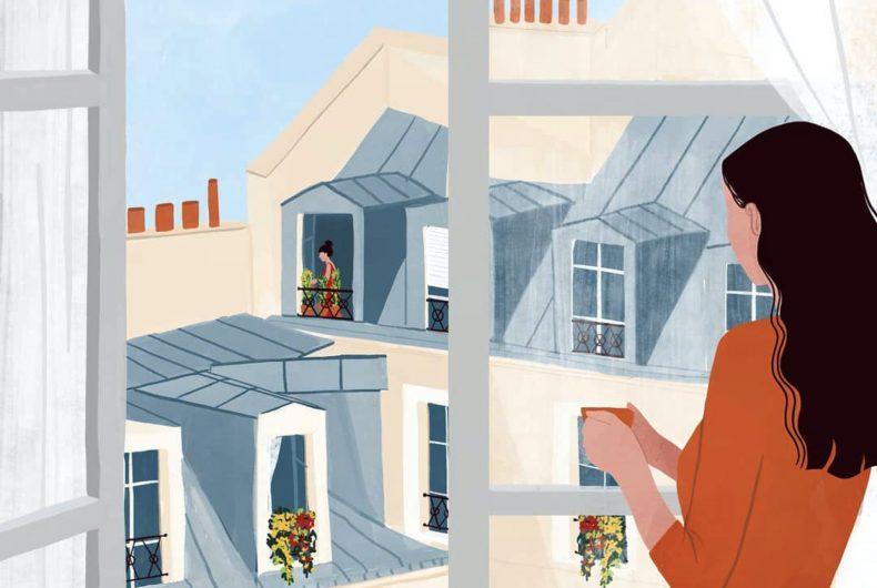 Le illustrazioni di Maja Tomljanovic fanno viaggiare