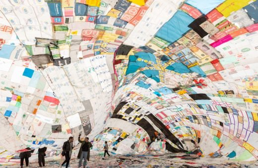 """""""Museo aero solar"""", the work of Tomás Saraceno for the Venice Biennale"""