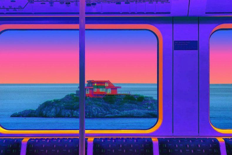 La fotografia multicolore di Nathan Head