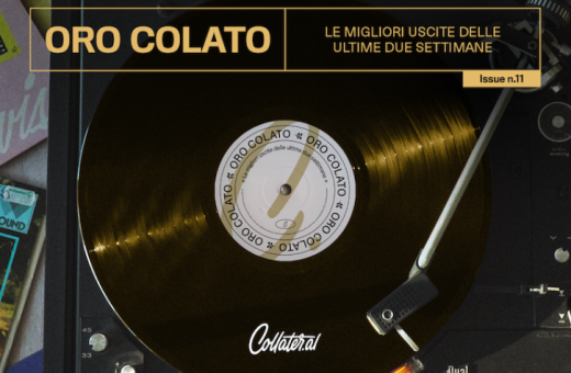 """ORO COLATO"" – issue n. 12"
