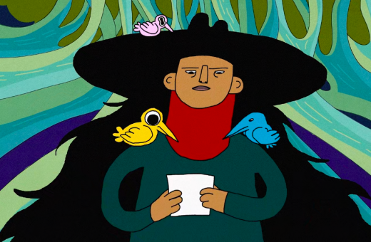 """Spell of the West"", the animated short film by Sam Lane"