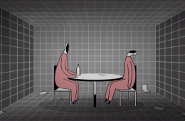 """Rules of Play"", the experimental animated short by Merlin Flügel"