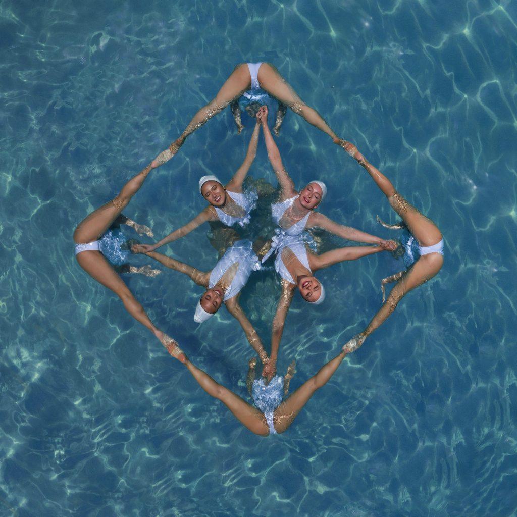 Water Geomaids