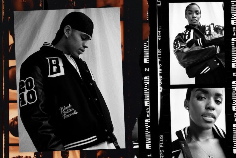 The collaboration between Black Butter Records and Billionaire Boys Club EU