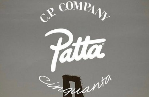 The new collaboration between C.P. Company and Patta