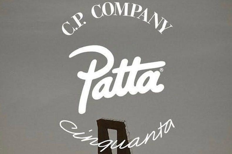 La nuova collaborazione tra C.P. Company e Patta