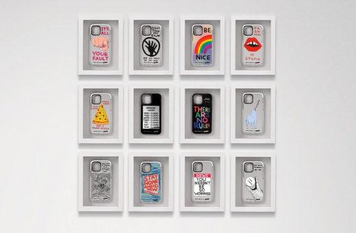 The new collaboration between David Shrigley and Casetify