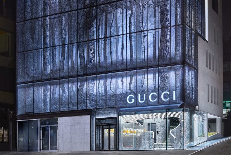 """""""GUCCI GAOK"""", il nuovo flagship di Gucci a Seoul"""