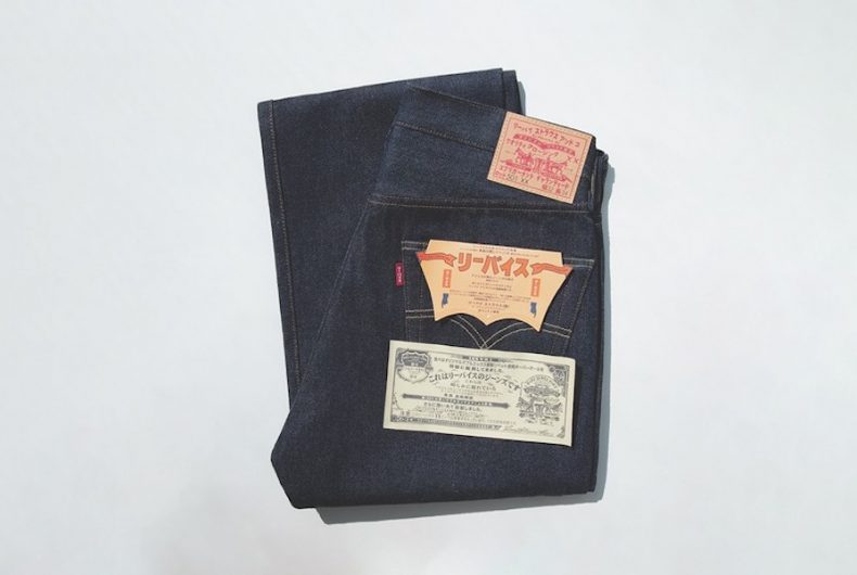Levi's Vintage Clothing celebra il 501® Day