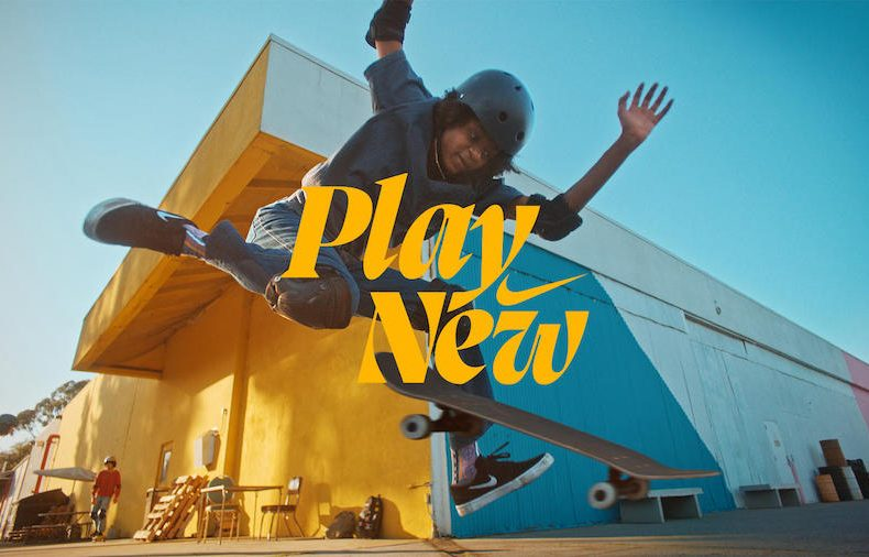 """""""Play New"""", Nike's new campaign"""