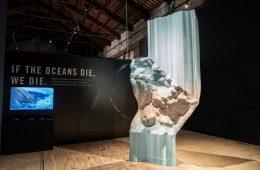 """Plasticity"", the installation by Niccolo Casas at the Venice Biennale"