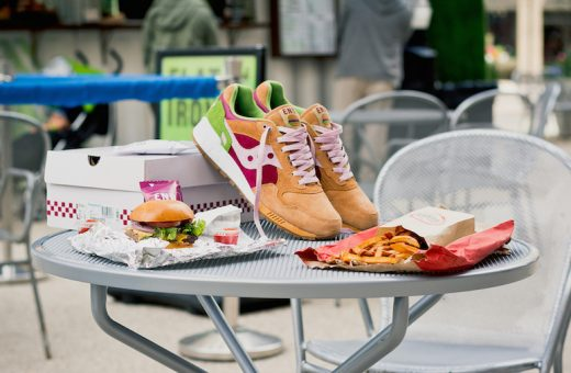 "Saucony Shadow 5000 ""END Burger"""