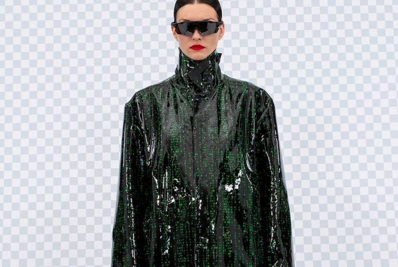 """La collezione """"Matrix"""" Spring/Summer 2022 di Vetements"""