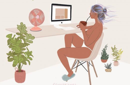 Le illustrazioni delicate di Alissa Levy