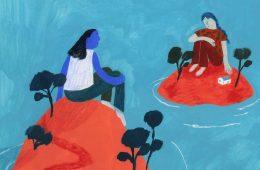 Charlotte Ager e l'illustrazione come mezzo di comunicazione