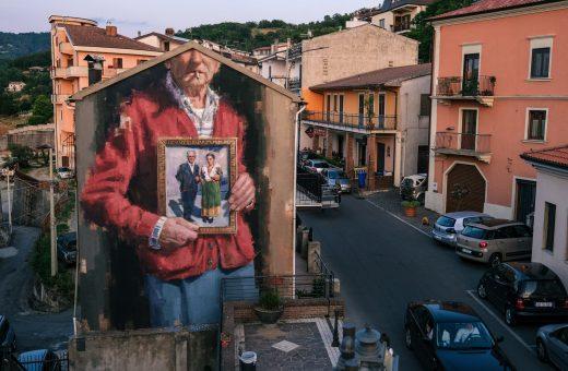 Gulìa Urbana, street art invades the villages of Calabria