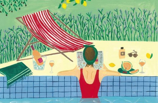 Moroccan culture in the illustrations by Myriam au citron