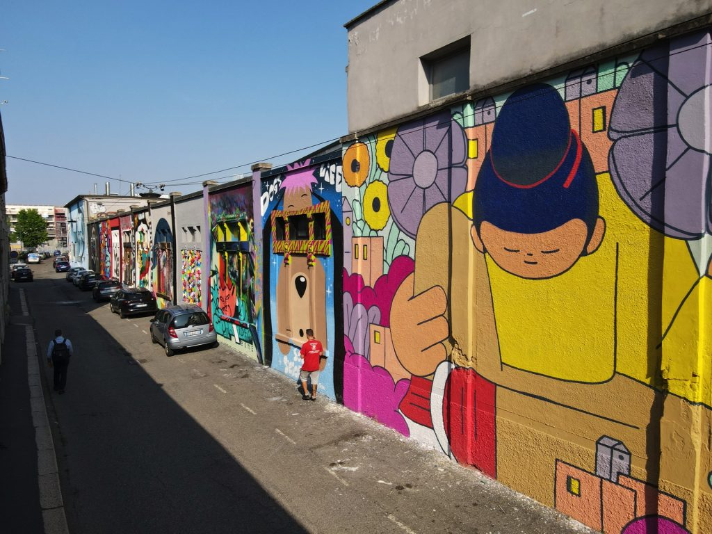 poli urban colors