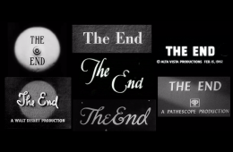 """""""THE END"""", a hypnotic and bewitching tribute to cinema"""