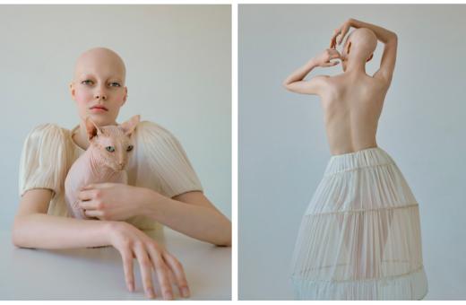 The Essence of Beauty, Kristina Varaksina's project