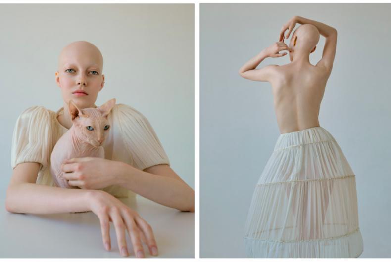 The Essence of Beauty, il progetto fotografico di Kristina Varaksina
