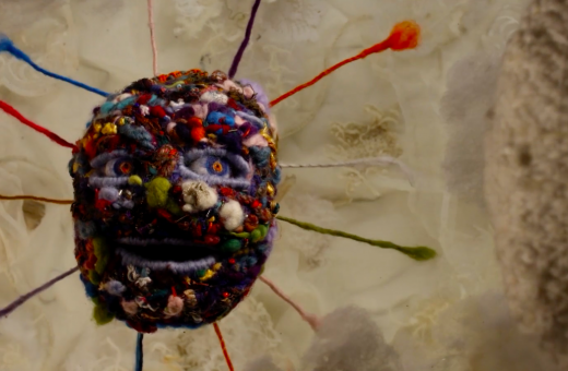 A LOVE STORY, a stop-motion short film about the complexity of love