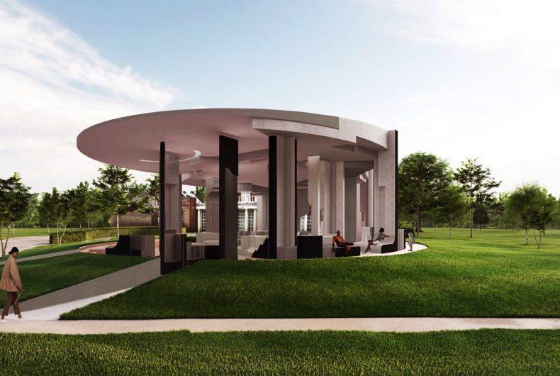 Il Serpentine Pavilion 2021: un luogo d'incontro e appartenenza