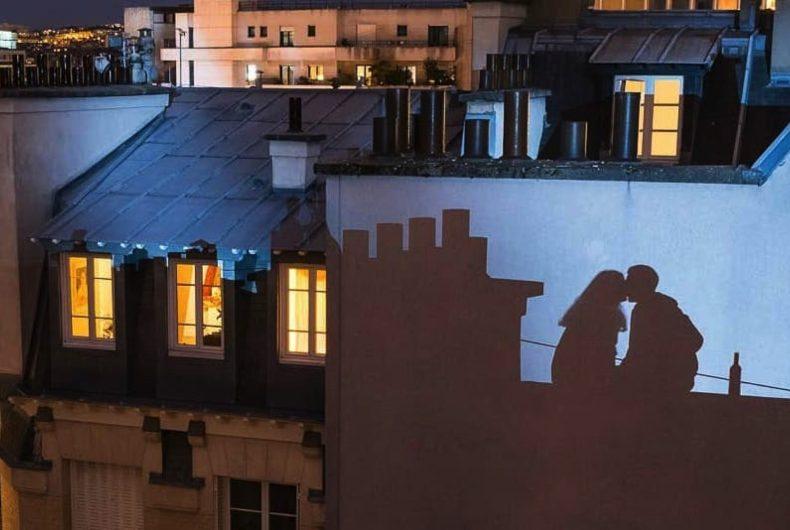 All for the Gram – Toits de Paris