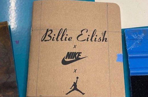 Billie Eilish's Air Jordan 1 KO's are on their way