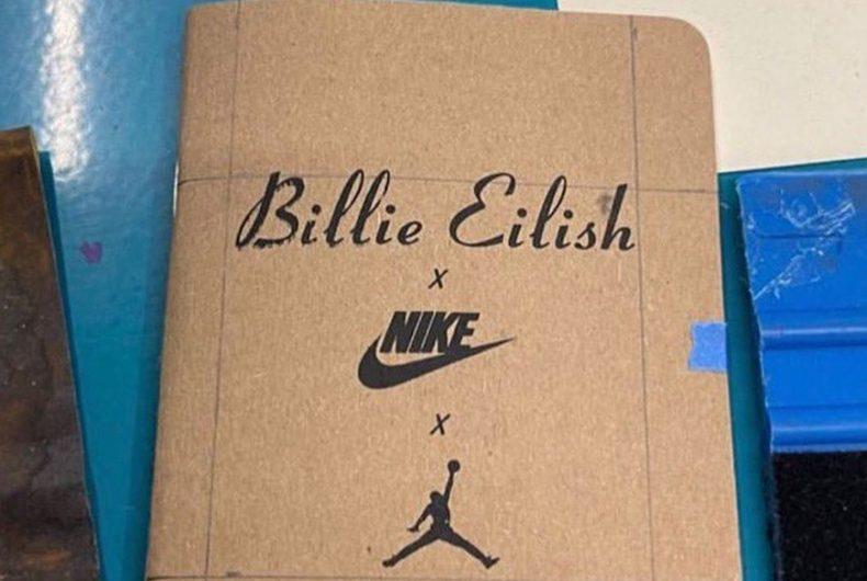 Le Air Jordan 1 KO di Billie Eilish stanno arrivando