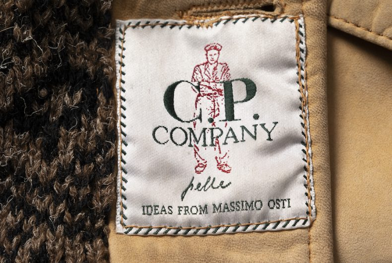 """""""C.P. Company 971 – 021,"""" the book that celebrates the history of the brand"""
