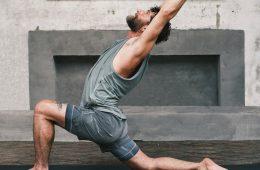 Music and Yoga meet with Dérive and Nike Yoga