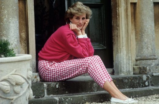 The incredible newness of Lady Diana's style