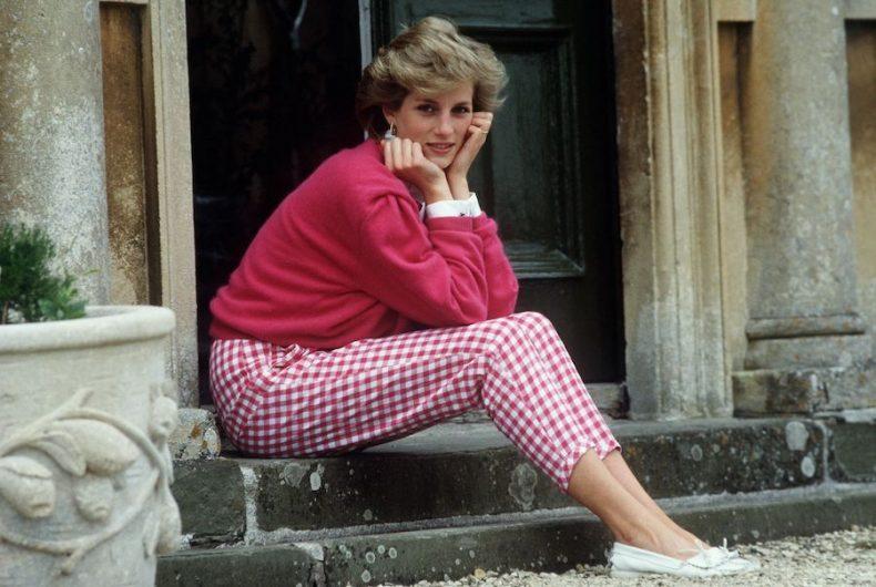 L'incredibile attualità dello stile di Lady Diana