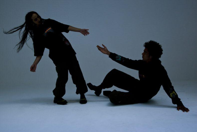JORDANLUCA e Slam Jam hanno presentato Burning Desire