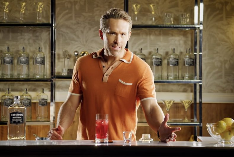 The Vasectomy, Ryan Reynolds' Father's Day drink
