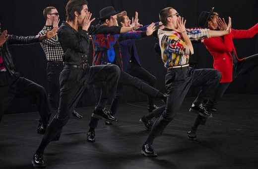 The joyful and playful power of dance in FW21 by Saint Laurent