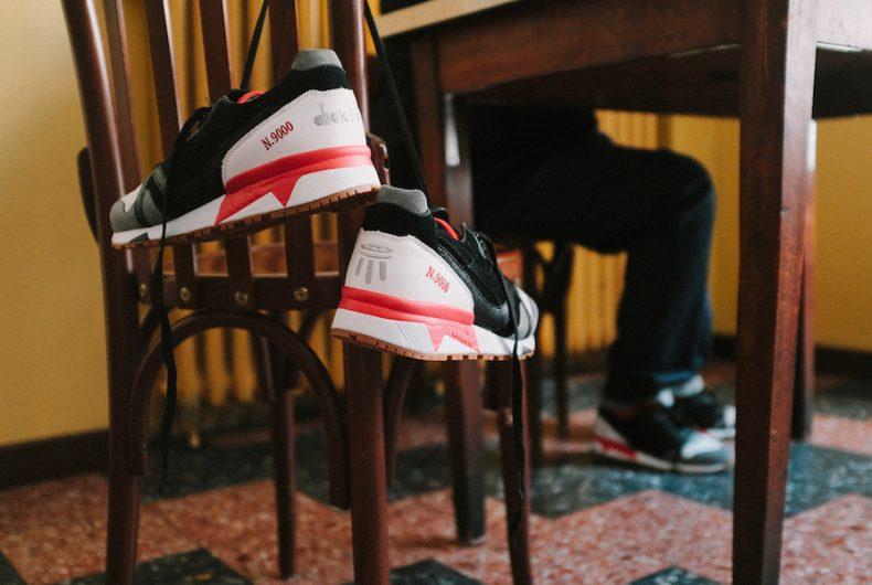 Special Sneaker Club celebra il 30° compleanno della Diadora N9000
