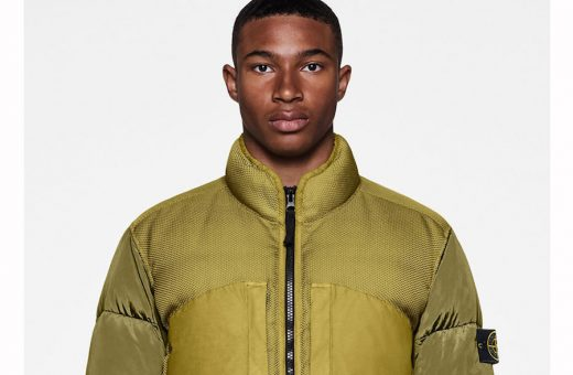 Stone Island's FW21/22 Icon Imagery collection inspired by military aesthetics