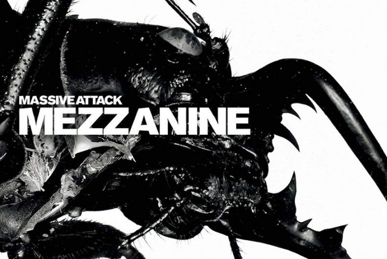 Supreme pays homage to Massive Attack and photographer Nick Knight